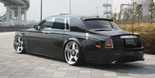 Junction Produce Web Site Rolls Royce Phantom エアロキット