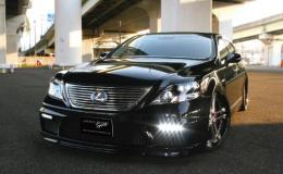 Sports NERO LEXUS LS460/460L/600h/600hLエアロキット